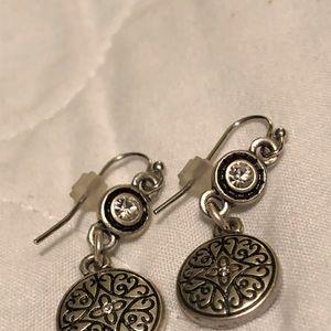 Lisa Sophia Silver earrings